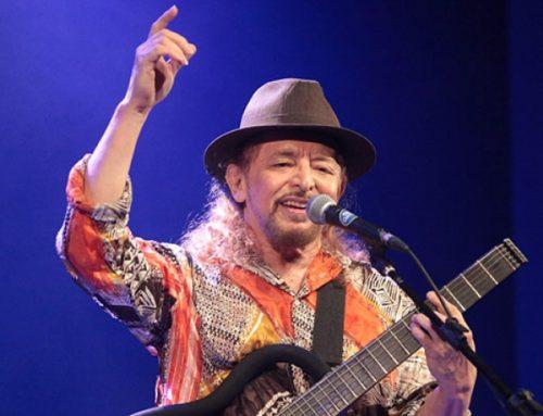 """Geraldo Azevedo vem a Fortaleza com show da turnê """"Solo Contigo"""""""