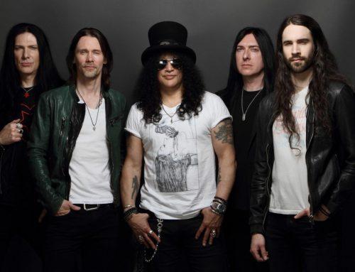 Guitarrista da banda Guns N' Roses, Slash vem a Fortaleza com projeto solo